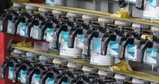 BMW社指定の高級塗料を採用