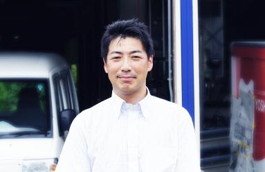 代表取締役社長 石山昌宏